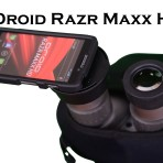 Motorola Razr HD &#038; Razr MAXX HD Spotting Scope Kit