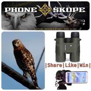 Phone skope Birding Contest