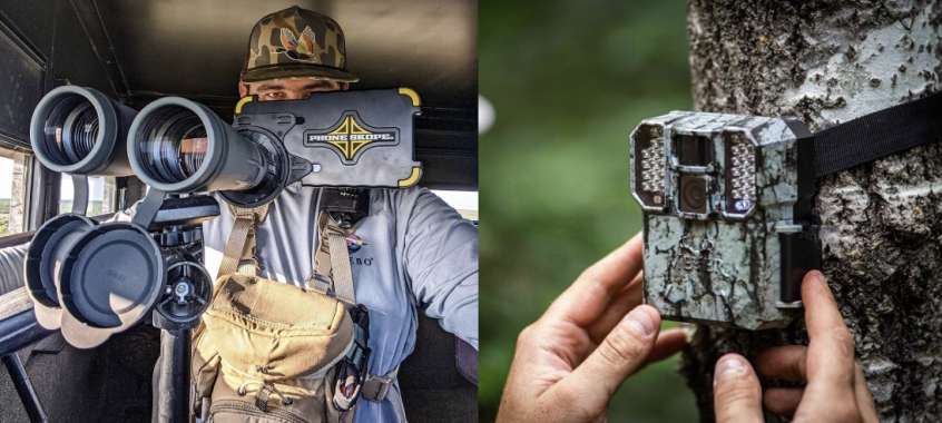5 Ways Digiscoping Beats Trail Cameras for Whitetail Scouting