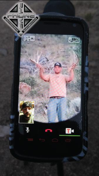 video-chatting