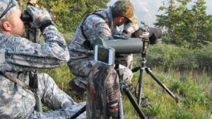 Digiscoping while hunting