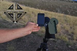 iPhone Digiscope adapter
