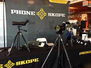 Phoneskope digiscope adapters is our mission