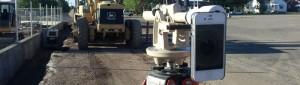 Land survey digiscope