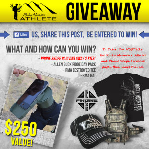 Rocky Mountain Athlete Giveaway