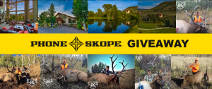 Phone Skope Elk Hunt Giveaway 2017