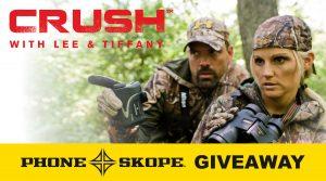 Crush & PhoneSkope giveaway