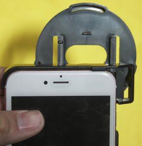 Phone Skope iPhone 7 Plus digiscope attachment