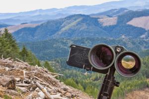 Digiscoping Tips with Binoculars