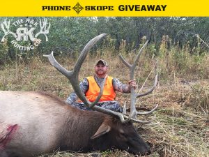 Phone Skope Elk Hunt giveaway