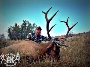 Bull elk giveaway