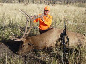 Joe W Peaks Bull Elk