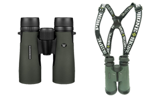Binocular and harness giveaway