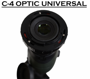 C4 Optic Universal Digiscoping