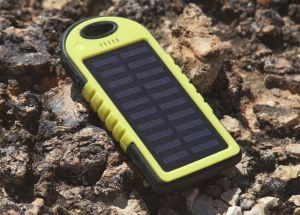 Solar Battery bank for hunters