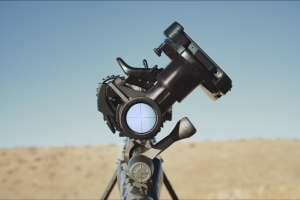 Phoneskope Digiscoping with Rifle Scope