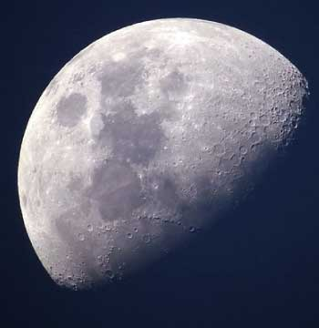 Photography Moon Digiscoping