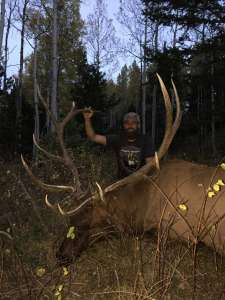 Prepare for an elk hunt