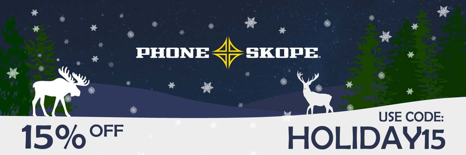 Phone Skope Holiday Sale 2018