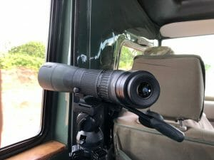 Vehicle scoping always take your scope