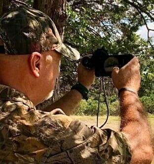 Digiscoping Freehand With Binoculars
