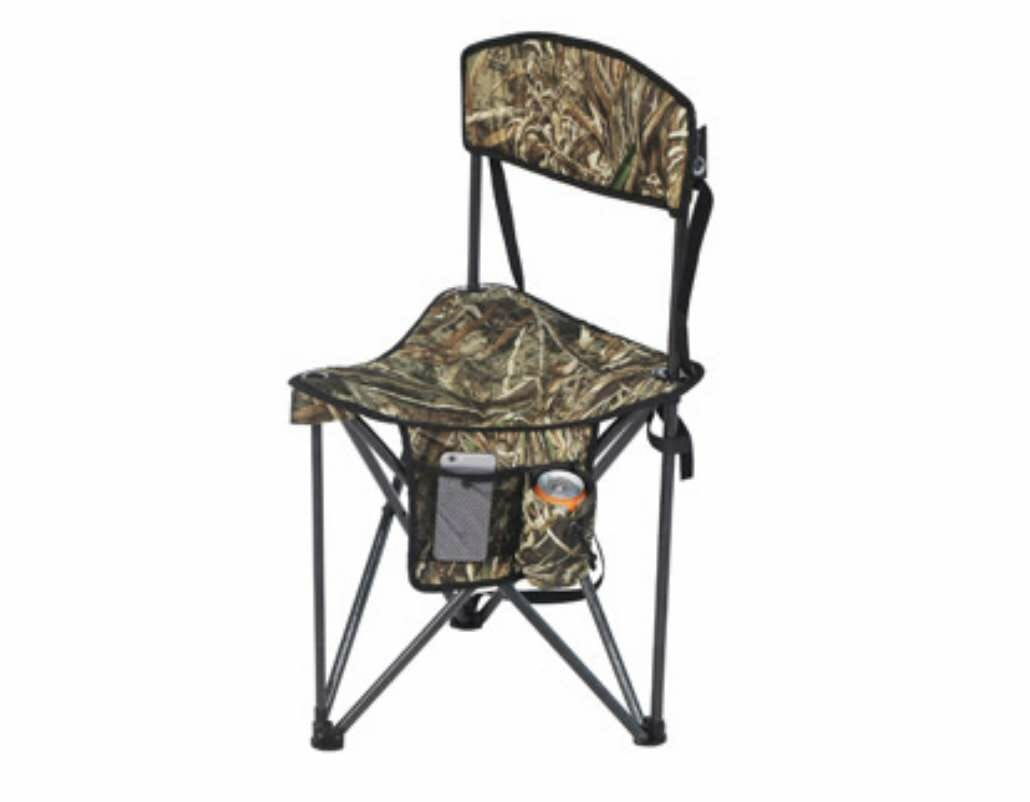 Use Comfortable Chair While Digiscoping