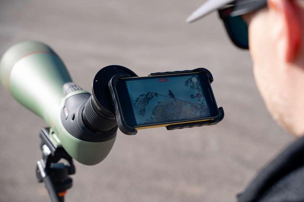 Phone Skope Digiscoping Adapter for Kowa TSN-99 Prominar Spotting Scope