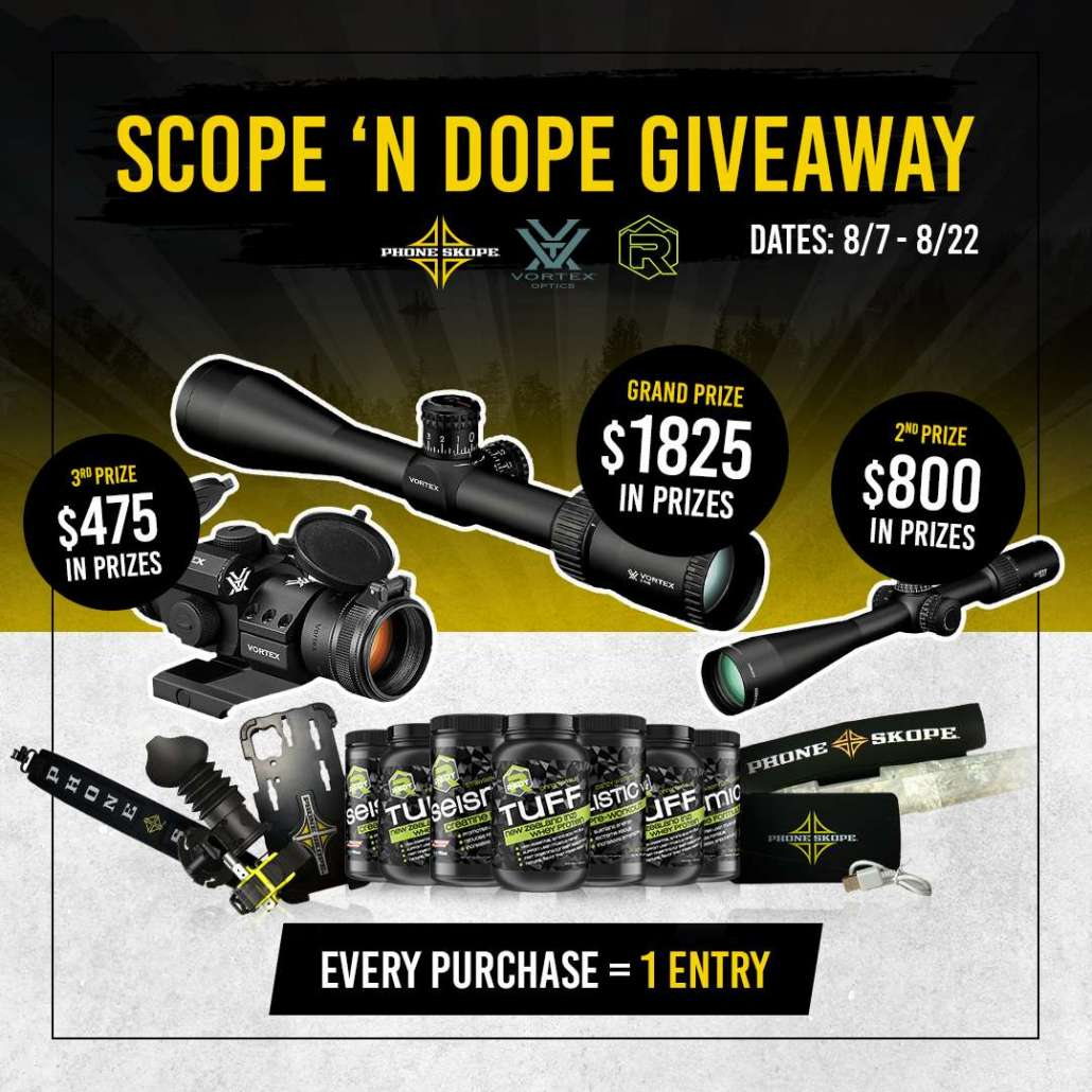 Summer Scope 'N Dope Giveaway